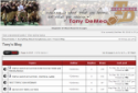 Tony DeMeo Blog features Play of the Day